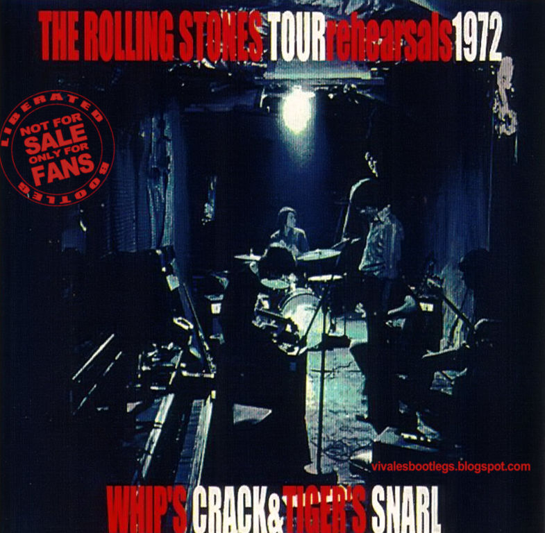 THE ROLLING STONES – WHIP'S CRACK AND TIGER'S SNARL – ACE