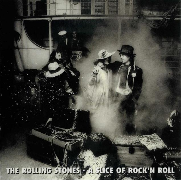THE ROLLING STONES – A SLICE OF ROCK'N'ROLL – ACE BOOTLEGS