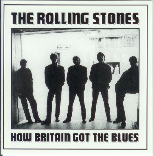 THE ROLLING STONES – HOW BRITAIN GOT THE BLUES – ACE BOOTLEGS