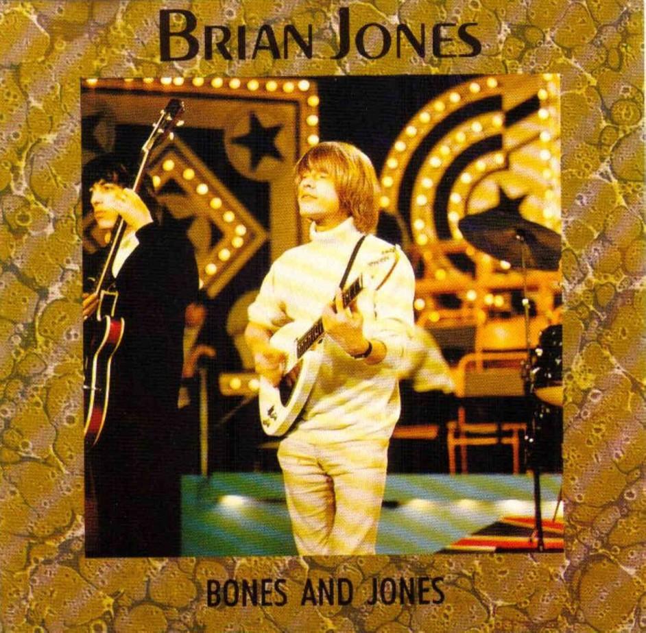 THE ROLLING STONES – BONES AND JONES – ACE BOOTLEGS