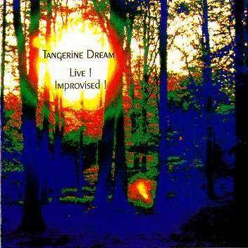 TANGERINE DREAM – LIVE ! IMPROVISED ! – ACE BOOTLEGS