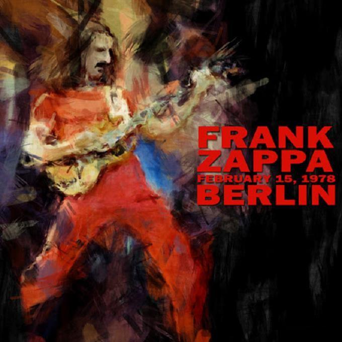 FRANK ZAPPA – BERLIN SOUNDBOARD – ACE BOOTLEGS